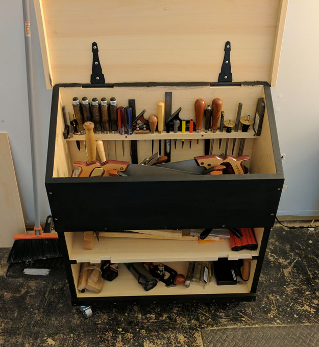 dutch tool chest Greifzu 2