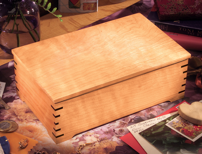 How to Make a Keepsake Box: DIY Jewelry Box Plans