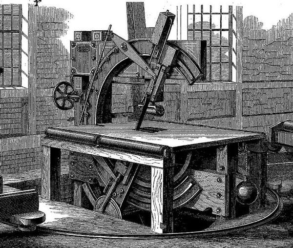 Knowlton's-Patent-Circular-Bevel-Scroll-Saw,-1869