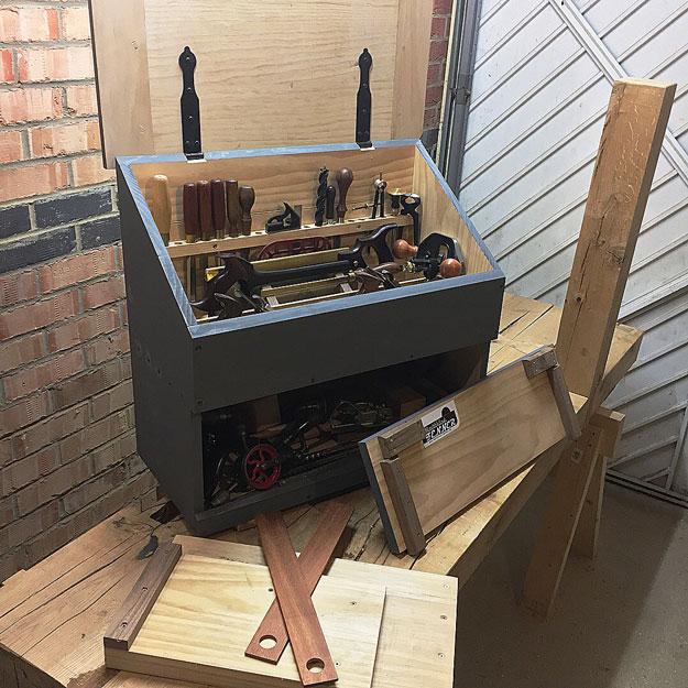 dutch tool chest rickerby