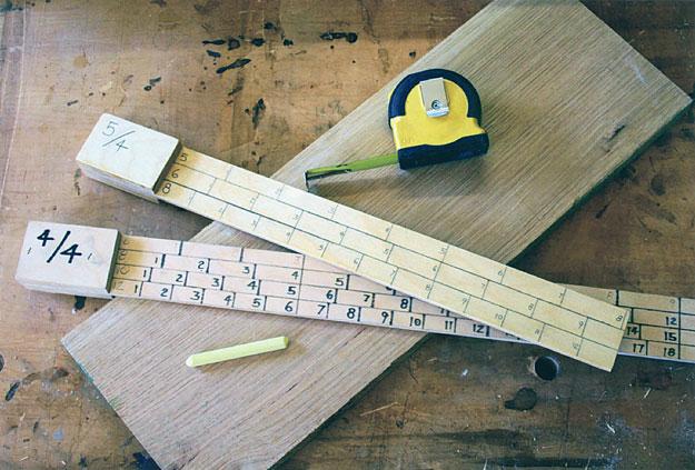 lumber rule photo
