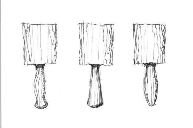 How to Shape a Mallet