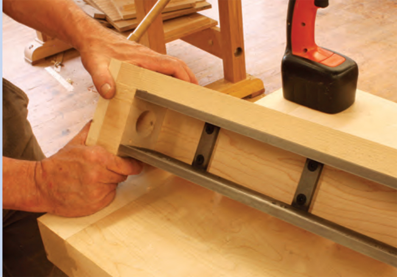 Master Cabinetmakers Bench_15
