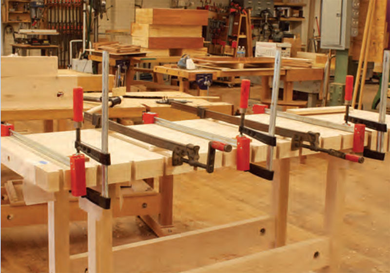 Master Cabinetmakers Bench_16