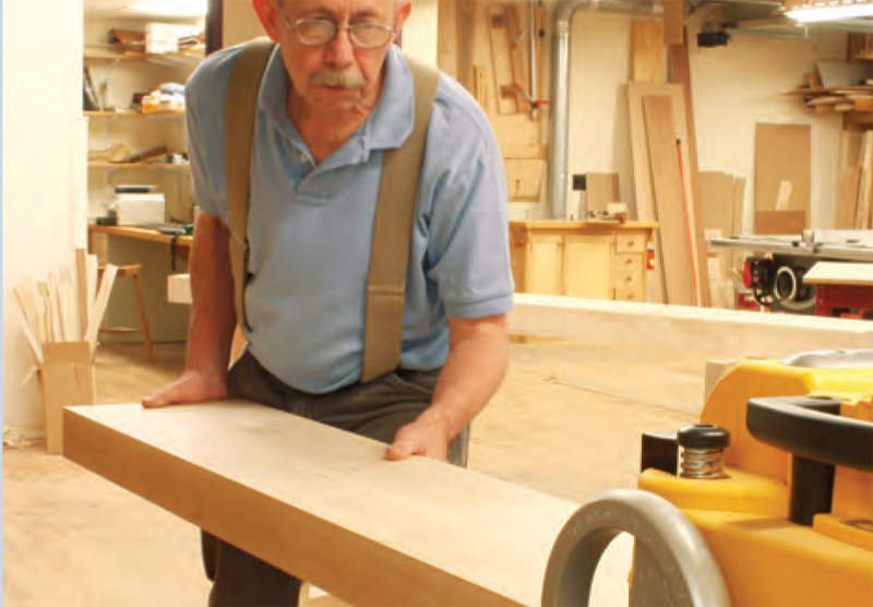 Master Cabinetmakers Bench_7