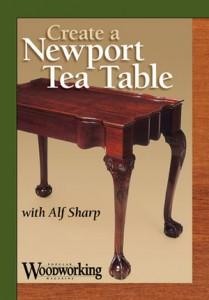 tea table video