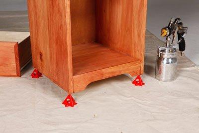 Painter's Pyramid Cabinet