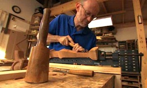 Will was a featured guest on Rough-cut: Woodworking with Tommy Mac.