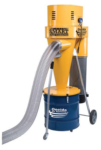Oneida Smart Dust Collector