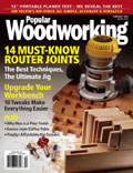 February 2004 Issue Popular Woodworking
