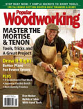April 2004 Issue Popular Woodworking