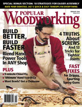 February 2006 Issue Popular Woodworking