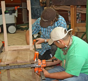 preparing woodworkers