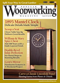 August 2013 Issue Popular Woodworking
