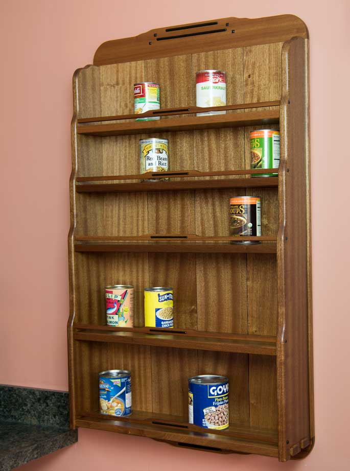 greene and greene pantry sheld