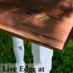 live edge