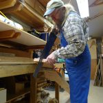 Photo-13,-Ejler-Sawing-Giant-Dovetails