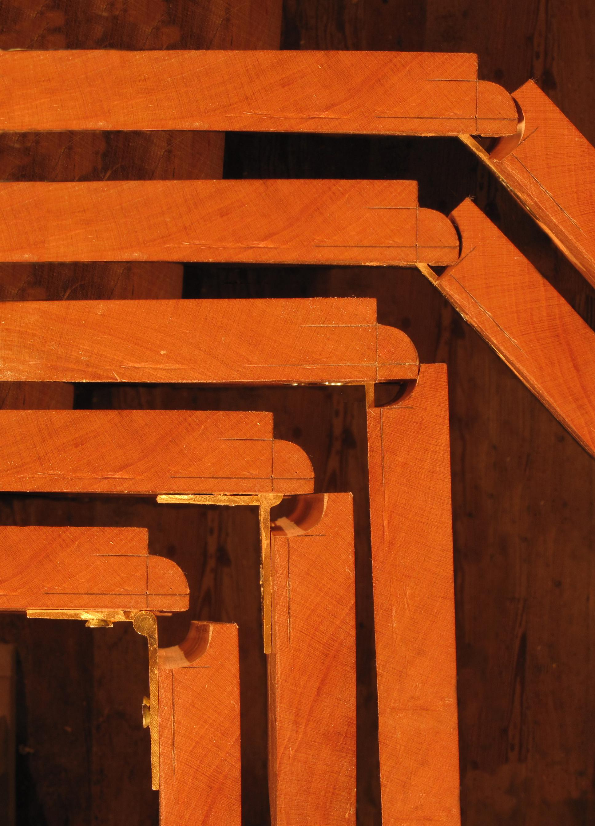 How To Position Rule Joint Hinges