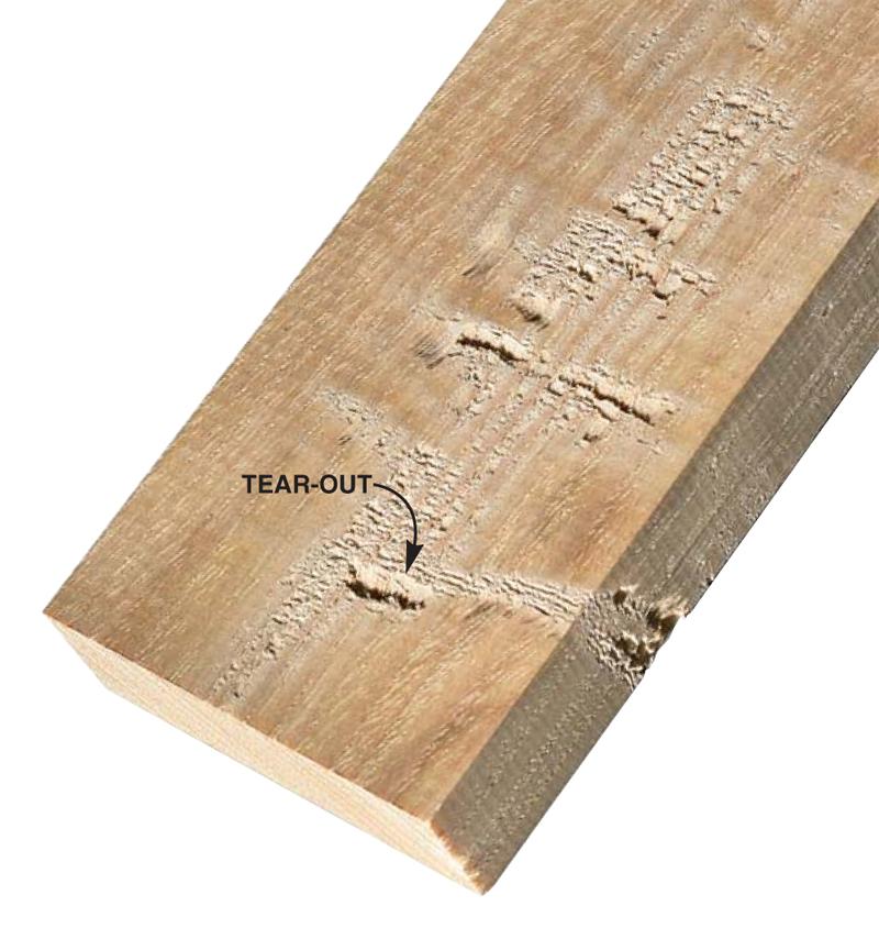 What Is Grain Hardwood: Popular Woodworking Magazine