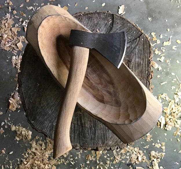 robin wood axe