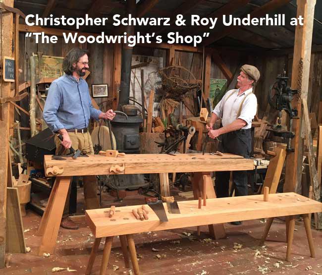 schwarz and underhill roman bench