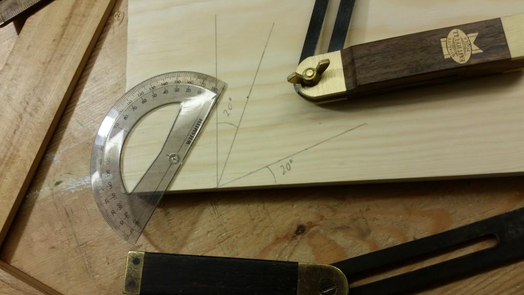Sawhorse Angles