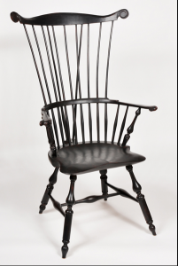 Comb-Back Chair by Curtis Buchanan