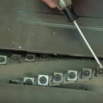 helical head cutters for a jointer