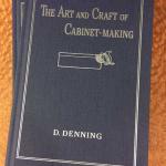 Denning on Cabinet-making