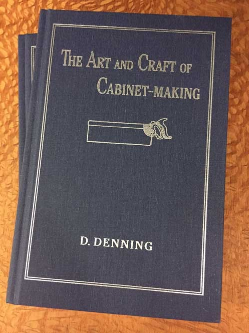 Denning on Cabinet-making