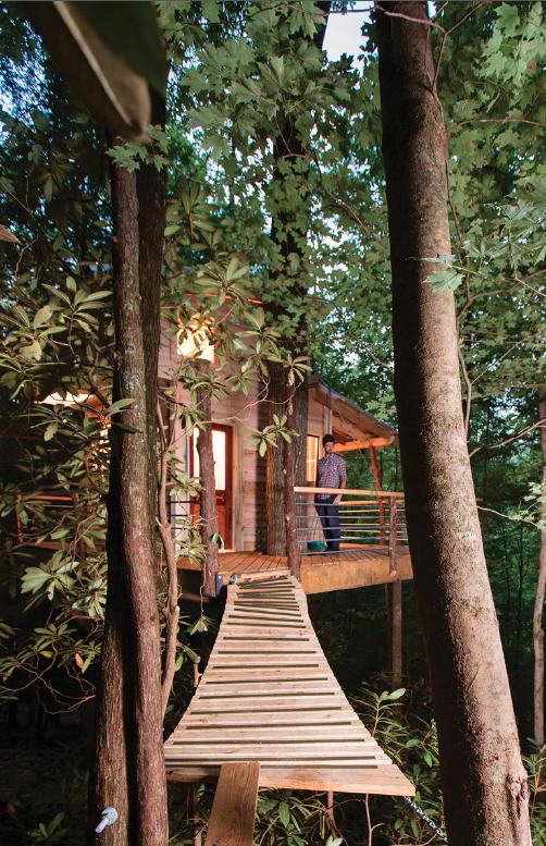 kroner treehouse