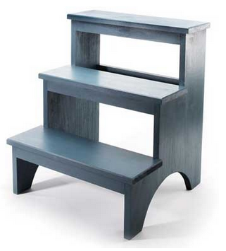 shaker step stool i can do that