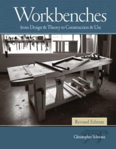 This revised edition of Christopher Schwarz's classic book on workbenches examines the fundamental rules of good bench design. At the end of the day a workbench is a tool for holding wood as many ways as possible. Every workbench should be able to easily work the edges, faces and ends of boards. With this core function in mind, some of the best workbenches are the ones that have been proven throughout history. This book looks at workbench designs from the 18th and 19th centuries that were utterly fantastic to use. These old-school benches are simpler than modern benches, easier to build and surprisingly perfect for both power and hand tools. In addition to an in depth examination of bench design, this book demystifies complex vises and ways of holding work.