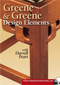Greene & Greene Design Elements Video Download