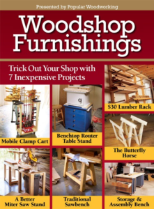 Cover of Woodshop Furnishings