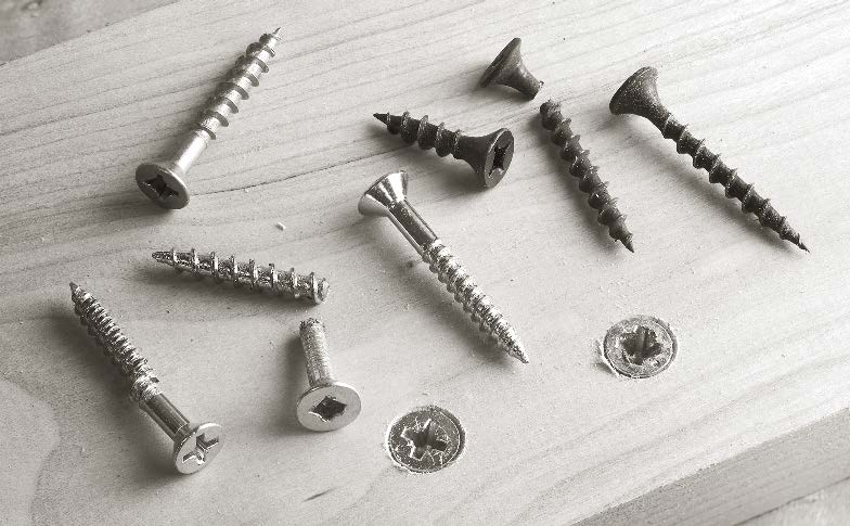 Twisting, bending and breaking are just three of many results you sometimes experience when working with screws. Choose better – not necessarily more expensive – screws to reduce those occurrences.
