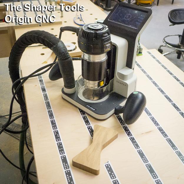 Shaper Tools Origin