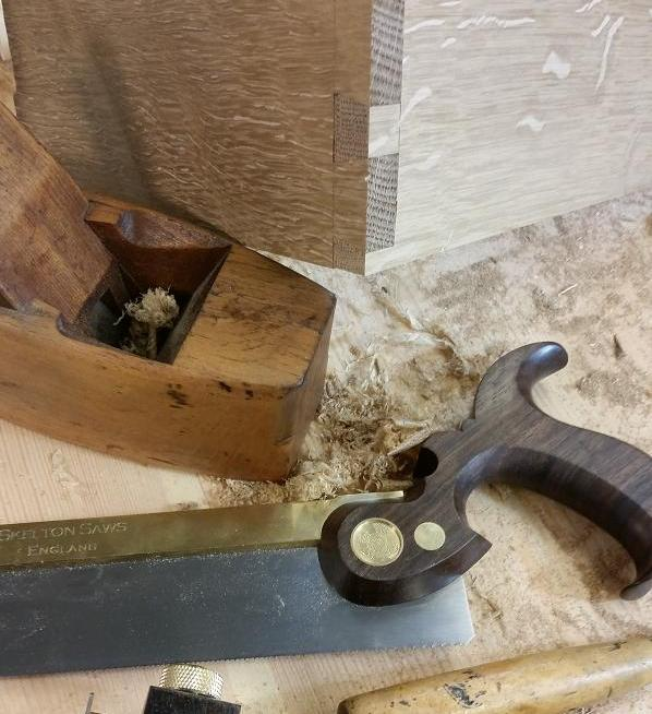 Skelton Dovetail Saw Part 2 a