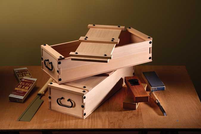 sliding lid box opener