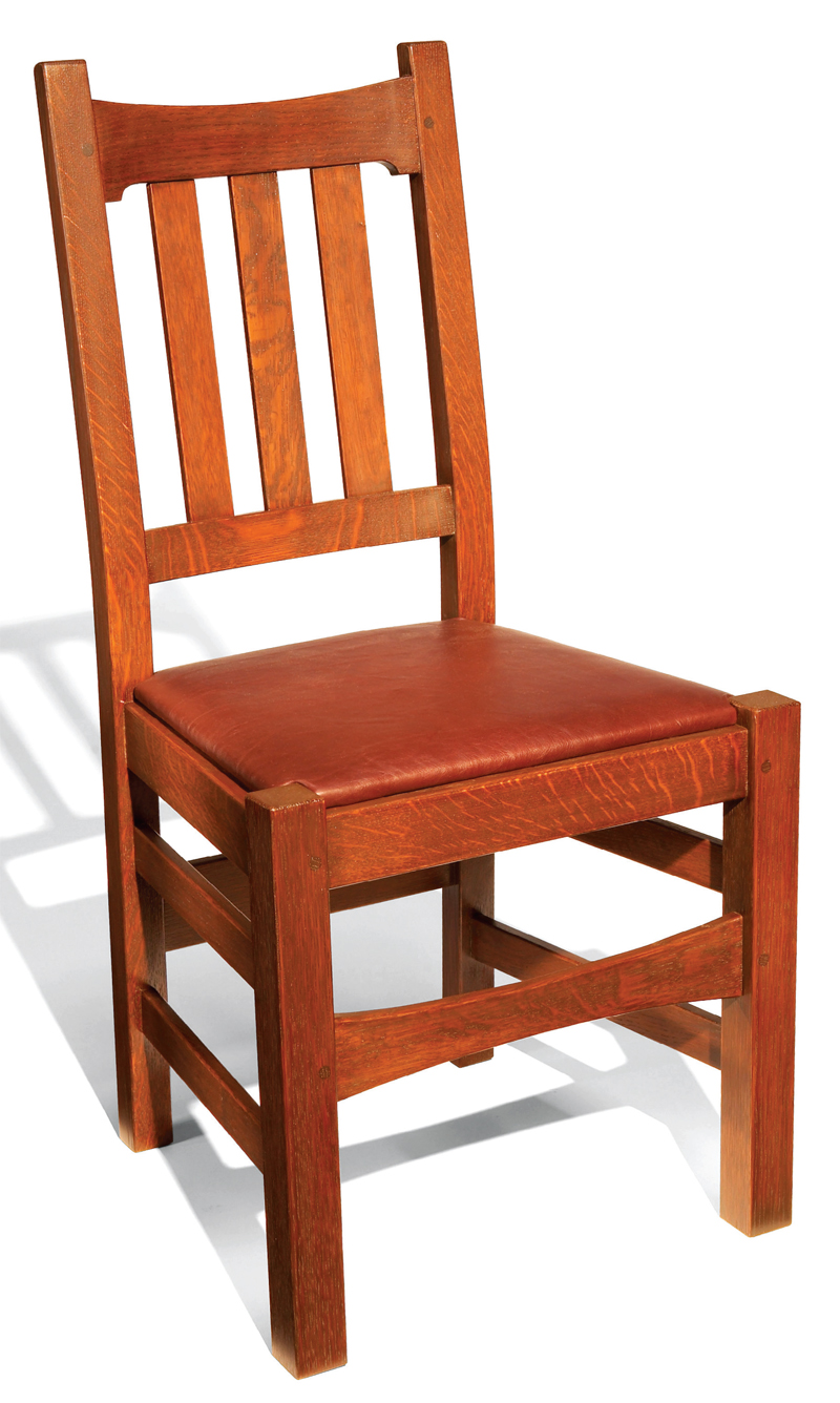 Stickley Dining Chair Popular Woodworking Magazine