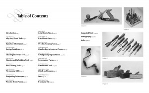 Click on the image above for a closer look at the table of contents.
