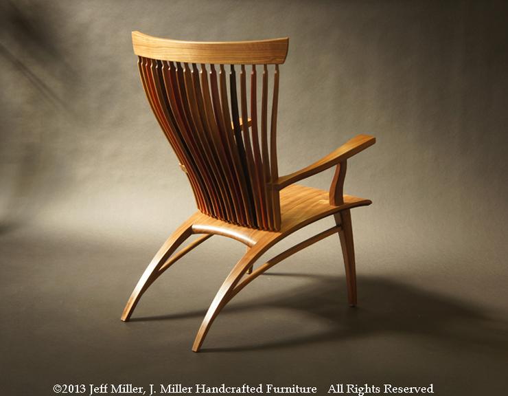 curve, furniture, rocking chair, concave, convex