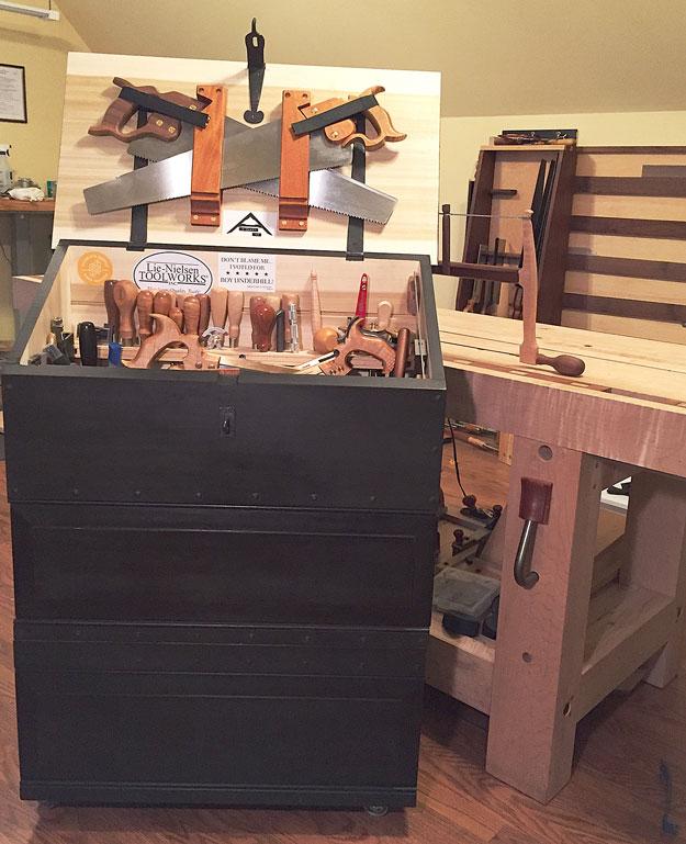 dutch tool chest OBrien 1