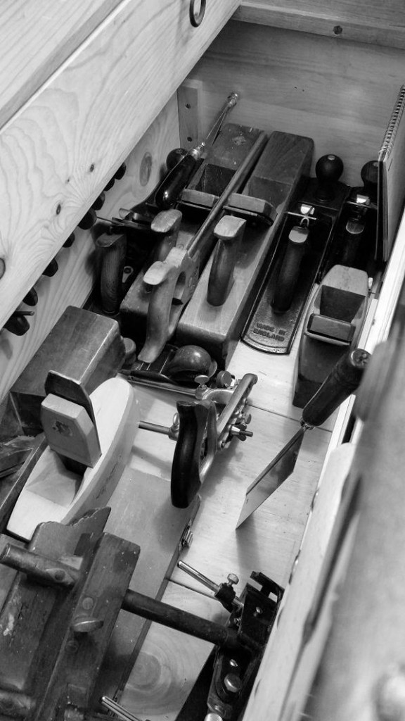 Tool Chest Wood Planes
