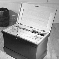 the traditional chest