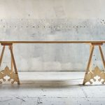 The First Trestle Tables