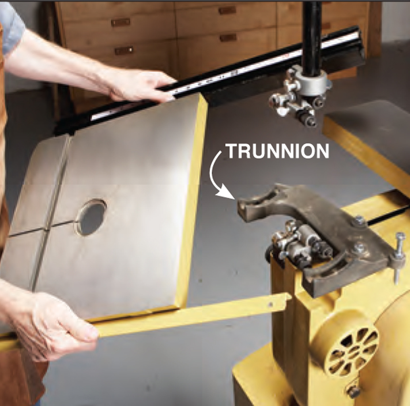 Tune your bandsaw tune your bandsaw1 greentooth Choice Image
