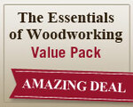 Essentials of Woodworking Value Pack