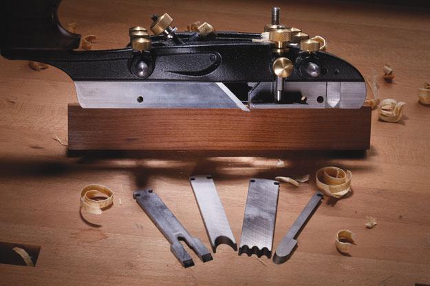 combination plane blades