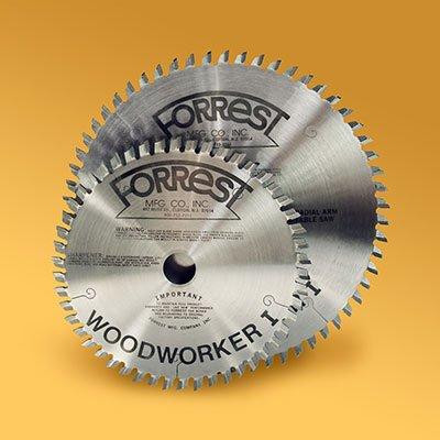 Forrest Manufacturing WoodWorker I Blades for Festool Saws